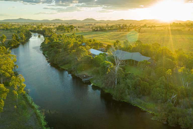 Henderson Park Farm Retreat, 88 CH Barretts Road Barmoya QLD 4703 - Image 1