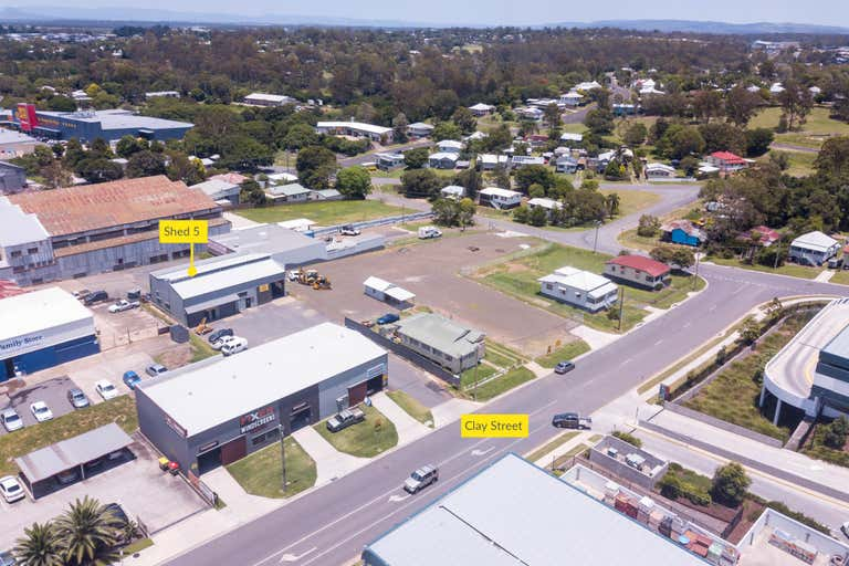 Shed 5/9 Clay Street West Ipswich QLD 4305 - Image 2