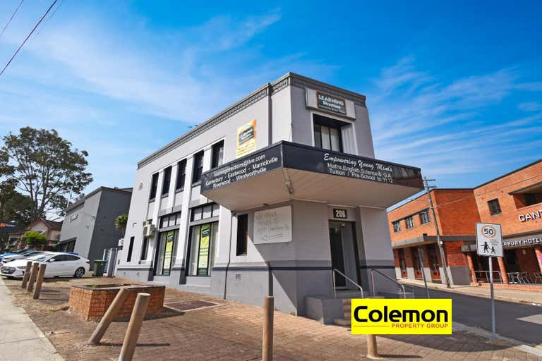 LEASED BY COLEMON SU 0430 714 612, Level 1, 206  Canterbury Road Canterbury NSW 2193 - Image 1