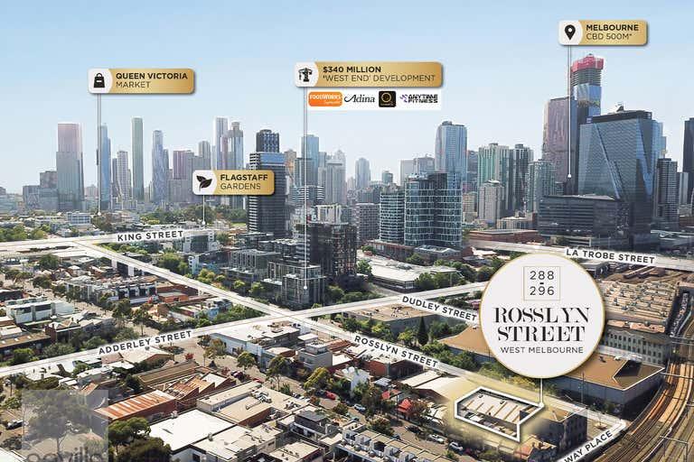 288-296 Rosslyn Street West Melbourne VIC 3003 - Image 1