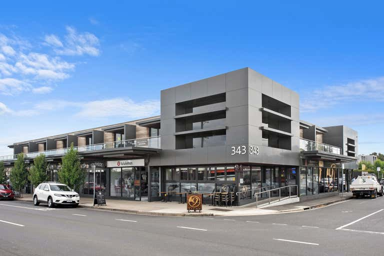 Office 4, 343 Pakington Street Newtown VIC 3220 - Image 1