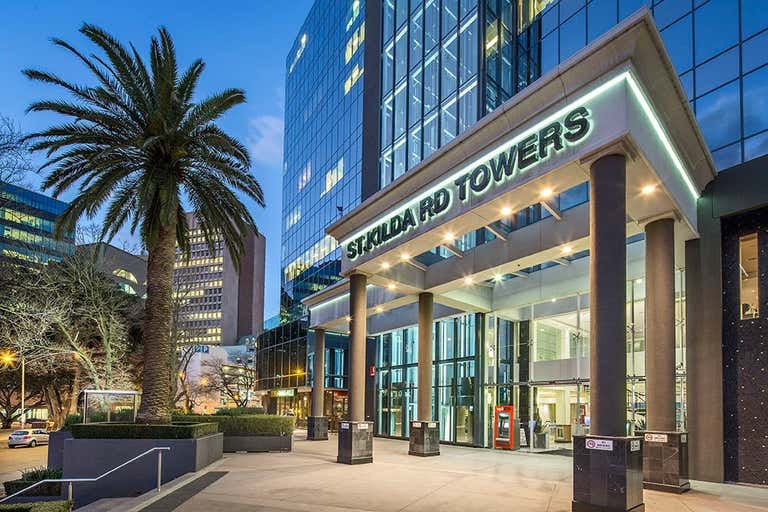 St Kilda Rd Towers, Level 5, 1 Queens Road Melbourne VIC 3004 - Image 2