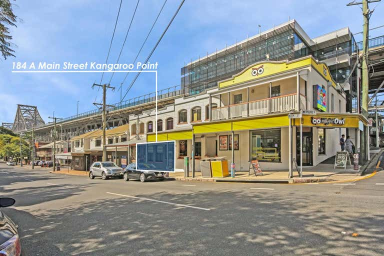 1/184 Main Street Kangaroo Point QLD 4169 - Image 2