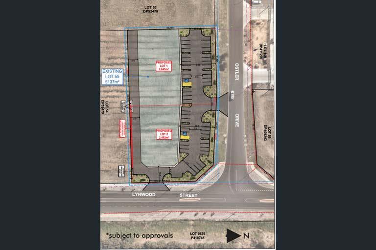 Proposed lots 1 & 2, 28 Ostler Drive Vasse WA 6280 - Image 1