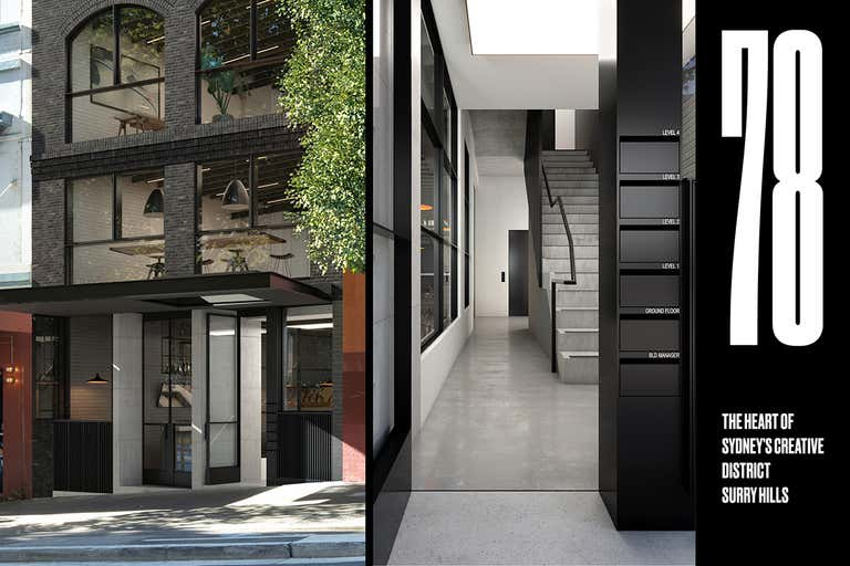 Level retail, 78 Campbell Street Surry Hills NSW 2010 - Image 2