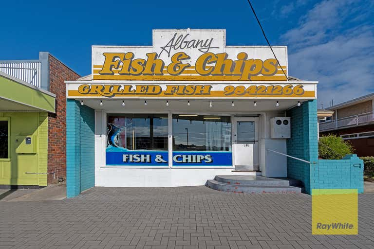 155 Albany Highway (Albany Fish & Chips - BUSINESS ONLY) Mount Melville WA 6330 - Image 2