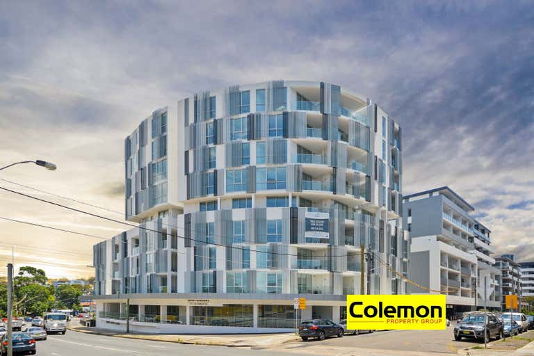 LEASED BY COLEMON PROPERTY GROUP, Shop 8 209 Canterbury Road Canterbury NSW 2193 - Image 1