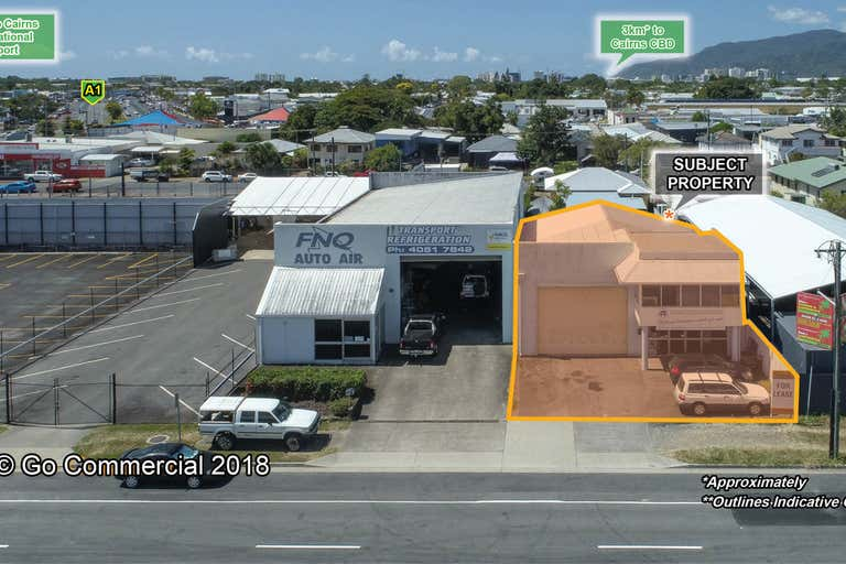 Part A, 202 Brown Street Bungalow QLD 4870 - Image 1