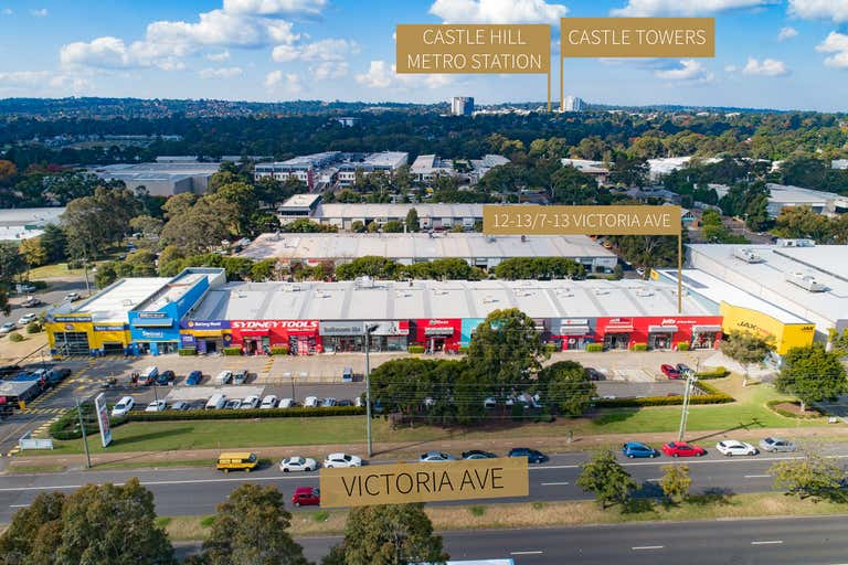 7-13 Victoria Avenue Castle Hill NSW 2154 - Image 2