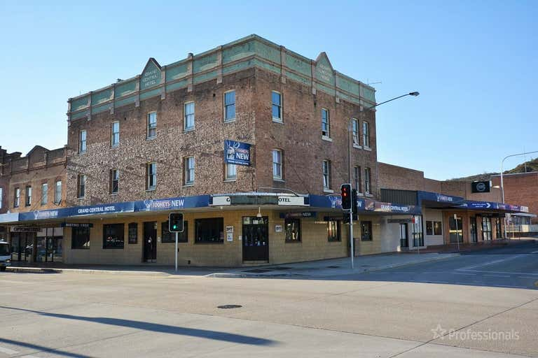 Grand Central Hotel Lithgow, 69 Main Street Lithgow NSW 2790 - Image 1