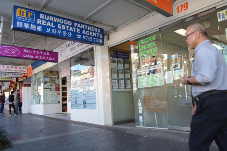 Level 1, 179 Burwood Road Burwood NSW 2134 - Image 1