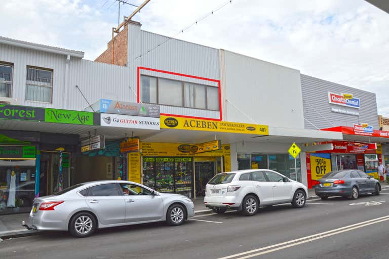 Suite 1, 481 High Street Penrith NSW 2750 - Image 1