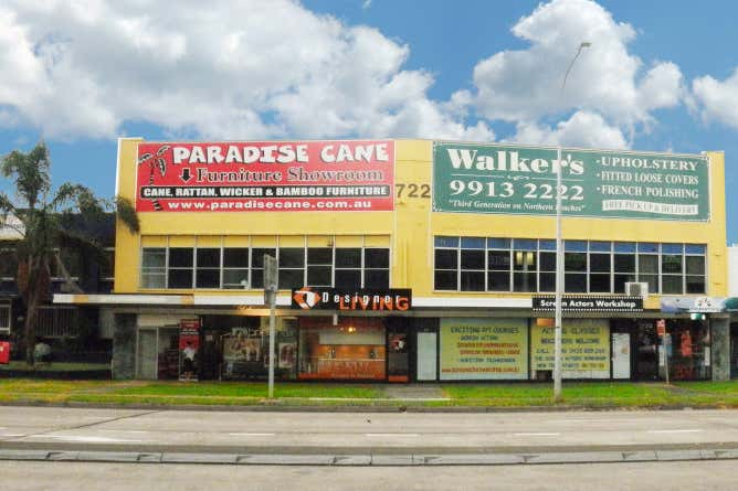 LEASED BY MICHAEL BURGIO 0430 344 700, 722 Pittwater Road Brookvale NSW 2100 - Image 1
