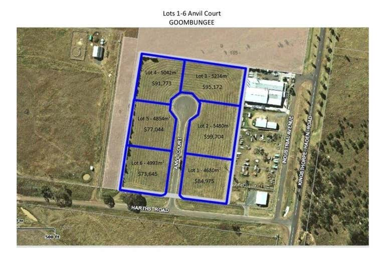 Lot 2 Anvil Court Goombungee QLD 4354 - Image 3