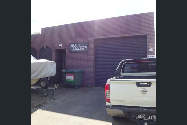 Factory 15, 95 White Street Mordialloc VIC 3195 - Image 1