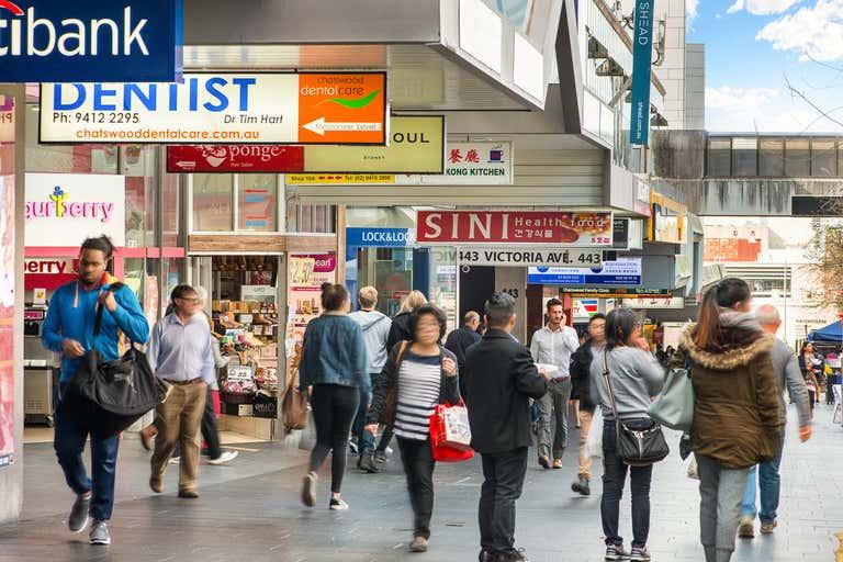 Shop 23/445 Victoria Avenue Chatswood NSW 2067 - Image 3