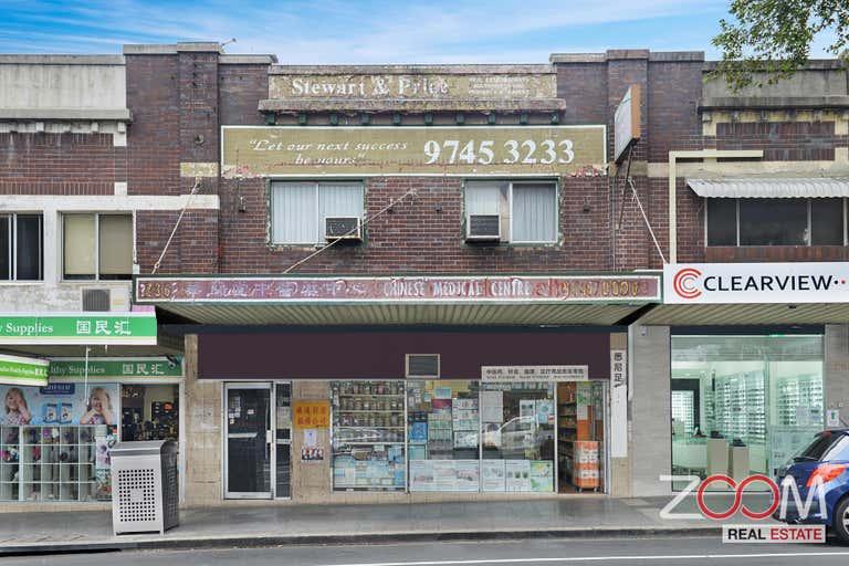 Level 1 , 236a Burwood Road Burwood NSW 2134 - Image 1