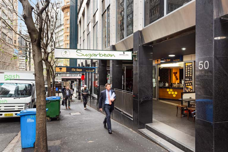 Shop 2/50 Hunter Street Sydney NSW 2000 - Image 1