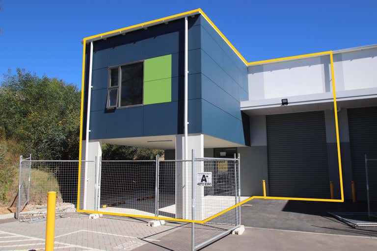 BRAND NEW INDUSTRIAL UNIT PARK, 31/10-12 Sylvester Avenue Unanderra NSW 2526 - Image 1