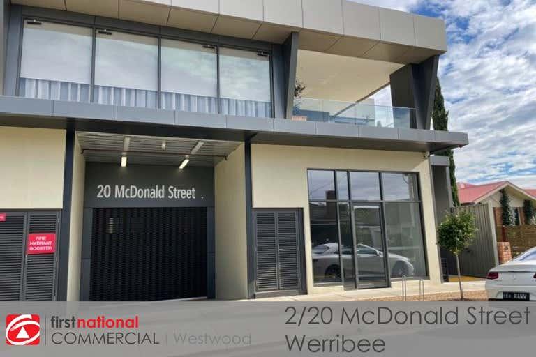 2/20 McDonald Street Werribee VIC 3030 - Image 1