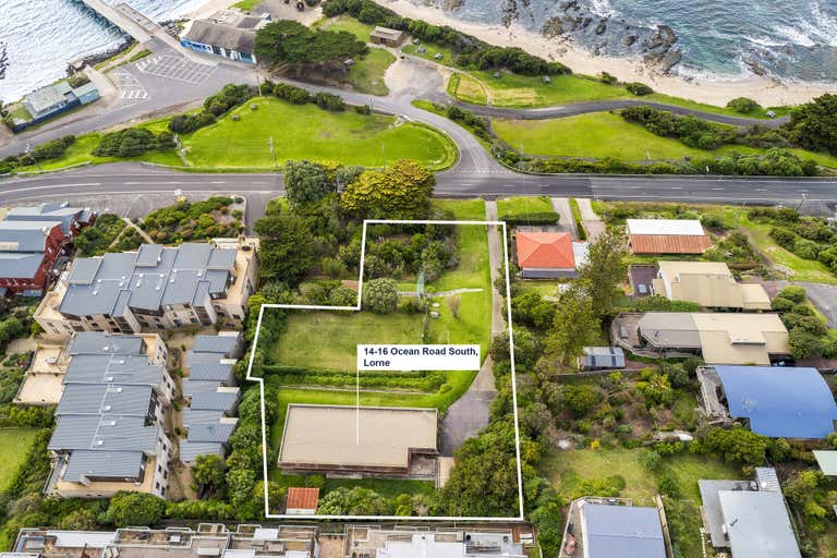 14-16 Ocean Road South Lorne VIC 3232 - Image 1