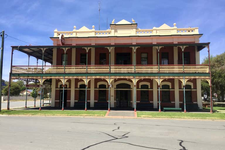 Terminus Hotel, 88 Deniliquin Rd Tocumwal NSW 2714 - Image 1