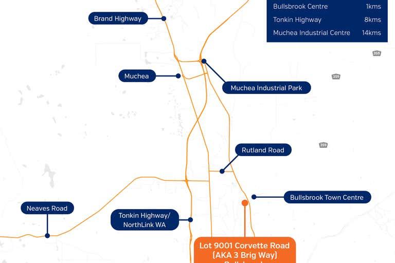 Lot 9001 Corvette Road Bullsbrook WA 6084 - Image 3