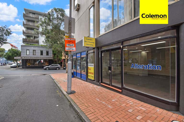 LEASED BY COLEMON PROPERTY GROUP, Shop 7, 446-458  Elizabeth Street Surry Hills NSW 2010 - Image 1