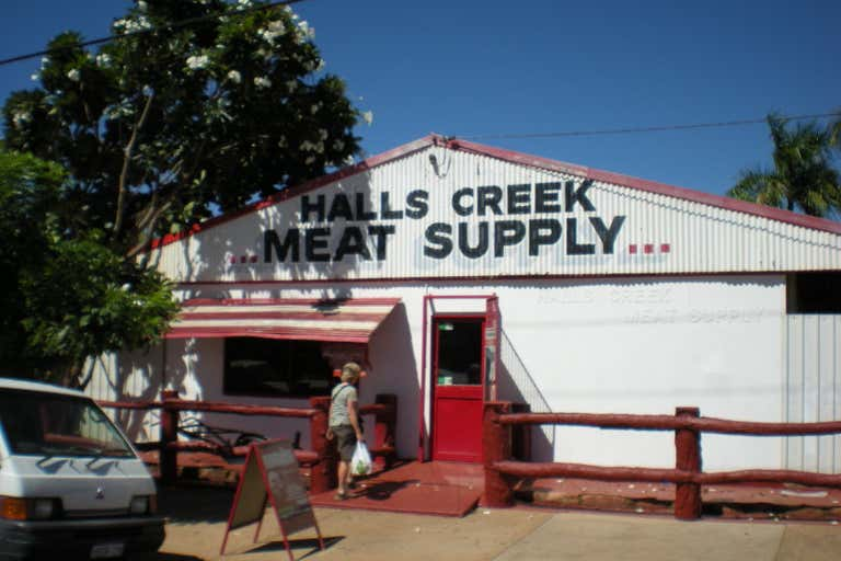 HALLS CREEK MEAT SUPPLY, 77 GREAT NORTHERN HIGHWAY Halls Creek WA 6770 - Image 1