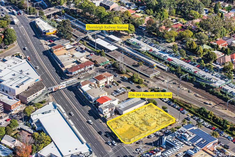 Retail 1,2,3 & 5/, 258-264 Pennant Hills Road Thornleigh NSW 2120 - Image 3