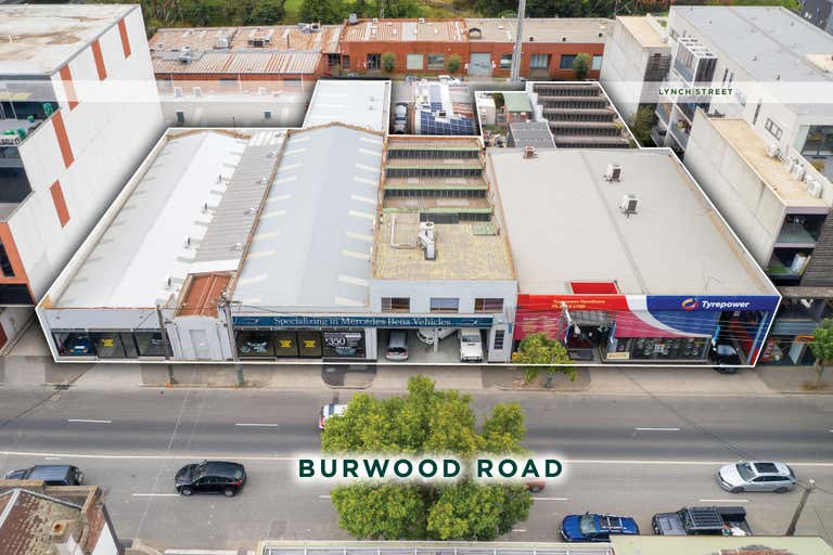 135-149 Burwood Road and 10 Lynch Street Hawthorn VIC 3122 - Image 1
