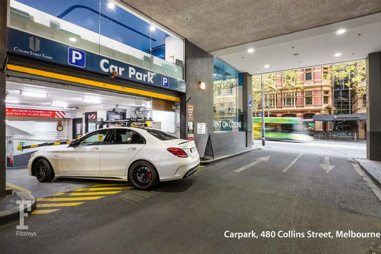 Carpark, 480 Collins Street Melbourne VIC 3000 - Image 2