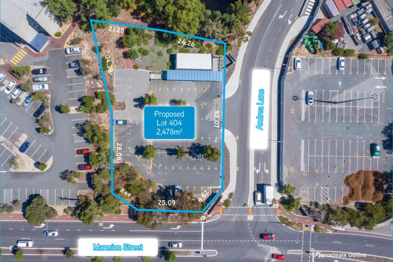Proposed Lot 404 Andrea Lane Booragoon WA 6154 - Image 2