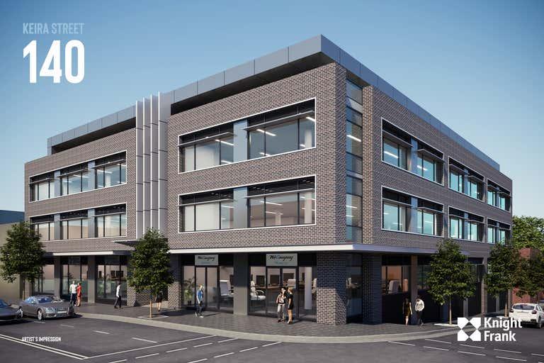 Gateway on Keira, 140 Keira Street Wollongong NSW 2500 - Image 1