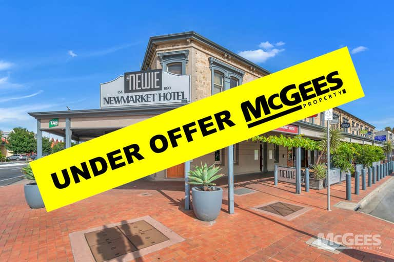 Newmarket Hotel Freehold & Business, 132 Commercial Road Port Adelaide SA 5015 - Image 1