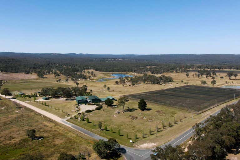 Sweetwater Property including Robert Channon Wines, 32 Bradley Lane Amiens QLD 4380 - Image 1