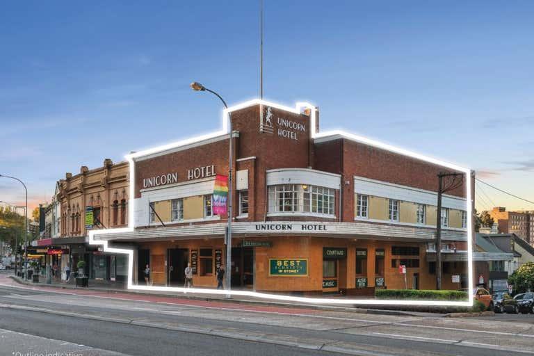 Unicorn Hotel, 106 Oxford Street Paddington NSW 2021 - Image 1