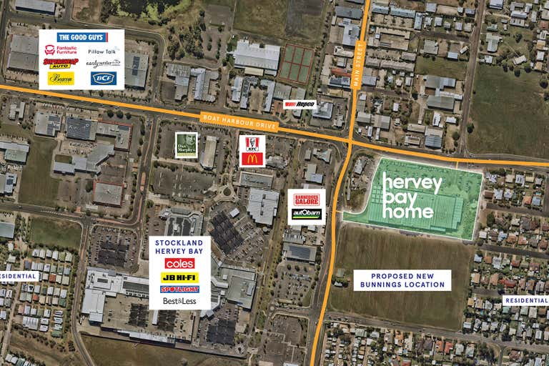 HERVEY BAY HOME CENTRE, 179-203 Boat Harbour Drive Pialba QLD 4655 - Image 2