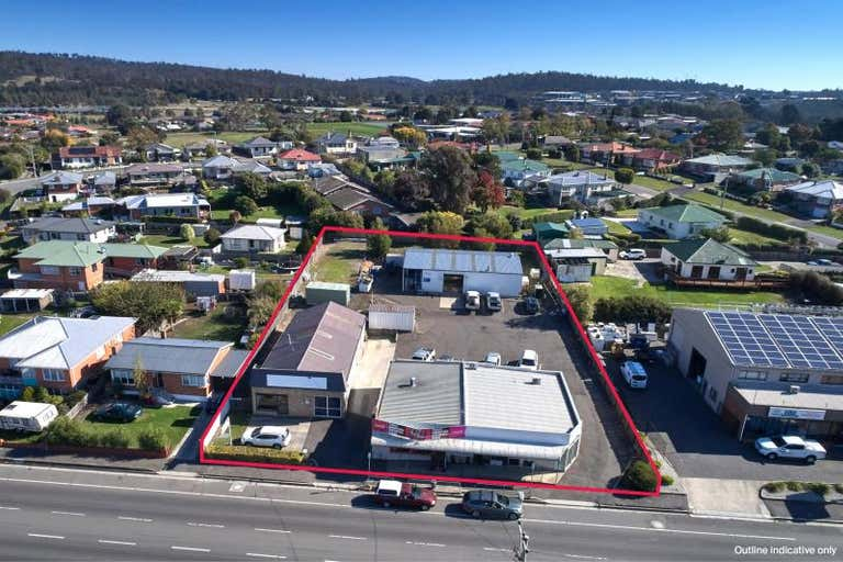 Ground  Site, 328-332 Hobart Road Youngtown TAS 7249 - Image 1