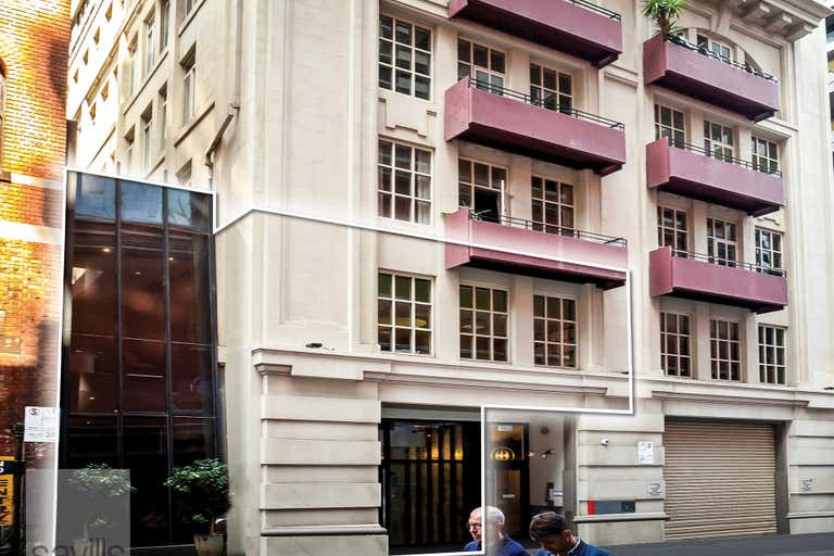 Ground and Level 1 633-639 Little Bourke Street Melbourne VIC 3000 - Image 1