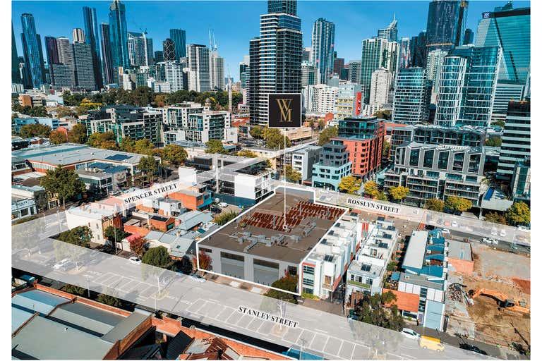 178-182 Rosslyn Street & 103-113 Stanley Street West Melbourne VIC 3003 - Image 1