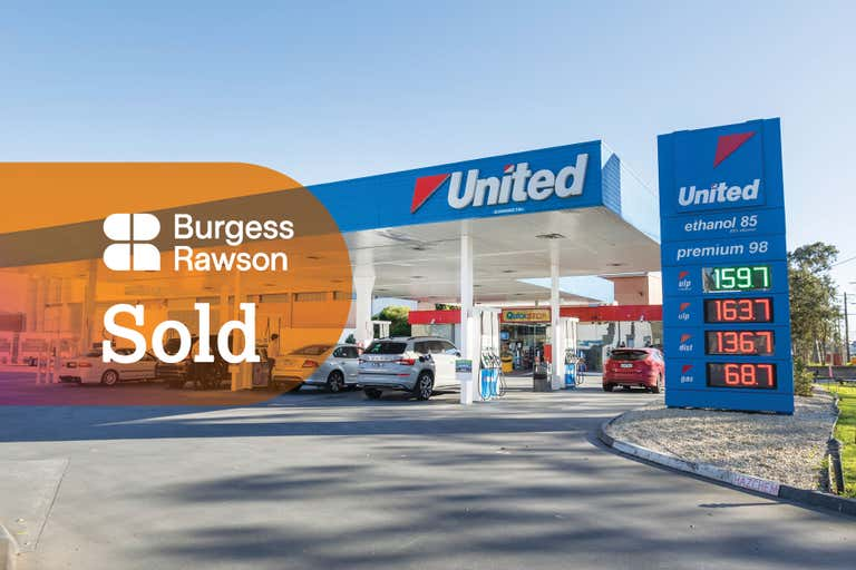 United Petroleum, 402-404 Lower Dandenong Road Braeside VIC 3195 - Image 1