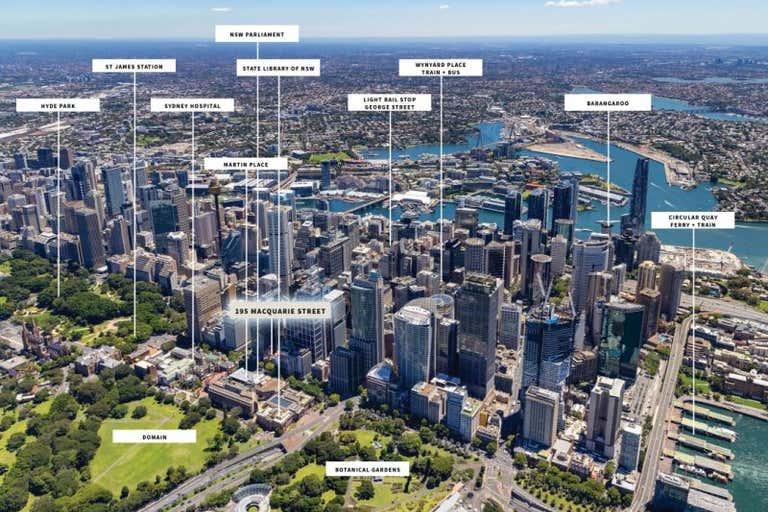 Suite 305/195 Macquarie Street Sydney NSW 2000 - Image 2