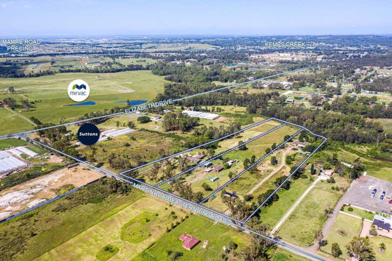 The Martin Road Collective 30, 40, 50 Martin Road Badgerys Creek NSW 2555 - Image 1