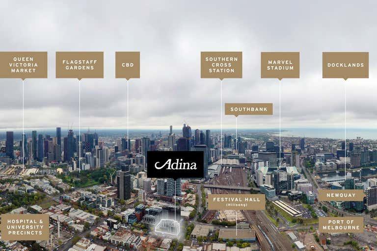 Adina Hotel, West Melbourne, 221 Rosslyn Street West Melbourne VIC 3003 - Image 1