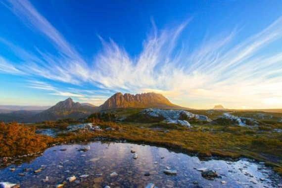 Cradle Mountain TAS 7306 - Image 1