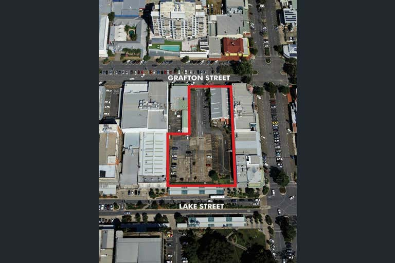 120-124 Grafton St and 123-129 Lake St Cairns City QLD 4870 - Image 2