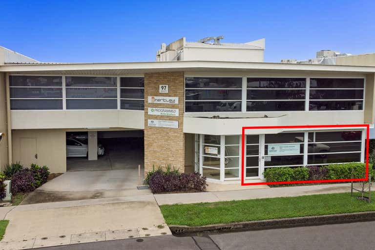 Unit 4, 97 Spence Street Cairns City QLD 4870 - Image 1