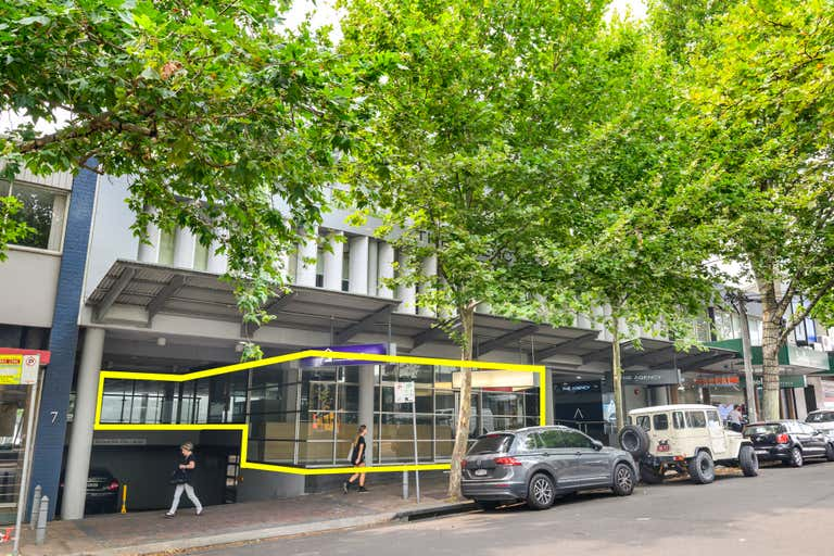 Shop 1, 3-5 Young Street Neutral Bay NSW 2089 - Image 1