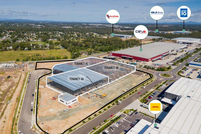 Site 4, Wembley Business Park, 342-354 Wembley Road Berrinba QLD 4117 - Image 1